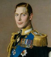 King George VI (Wikimedia Commons)