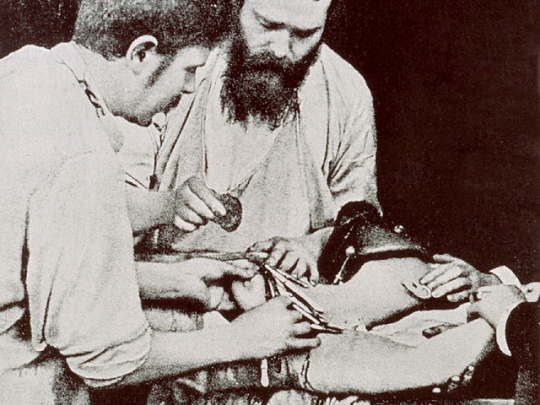 NYC breast surgeons in 1886 Burns_Archive_023_540x405